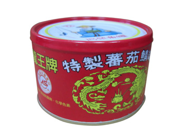 Special Canned Fish In Tomato Sauce